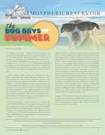 Current Issue of The Atmospheric Reservoir